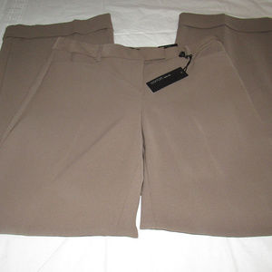 NWT EXPRESS Editor Wide Dress Pants Size 6R